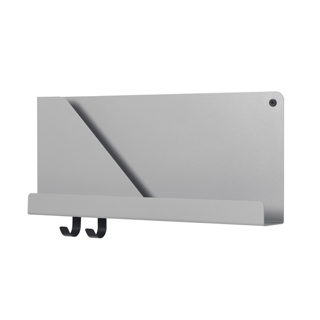 Muuto Folded Shelves Grey