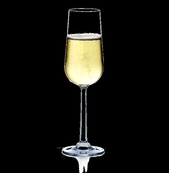 Rosendahl Grand Cru Champange Glas 2-pack