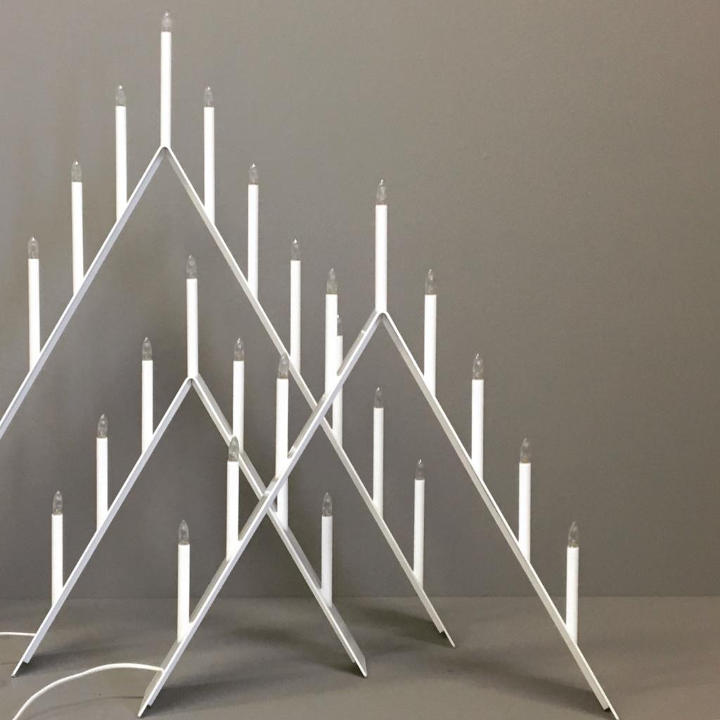SMD design Spica Ljusstake Vit