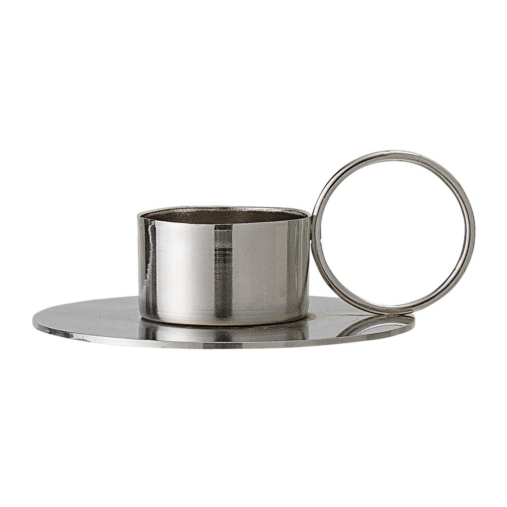 Bloomingville Ljusstake Silver