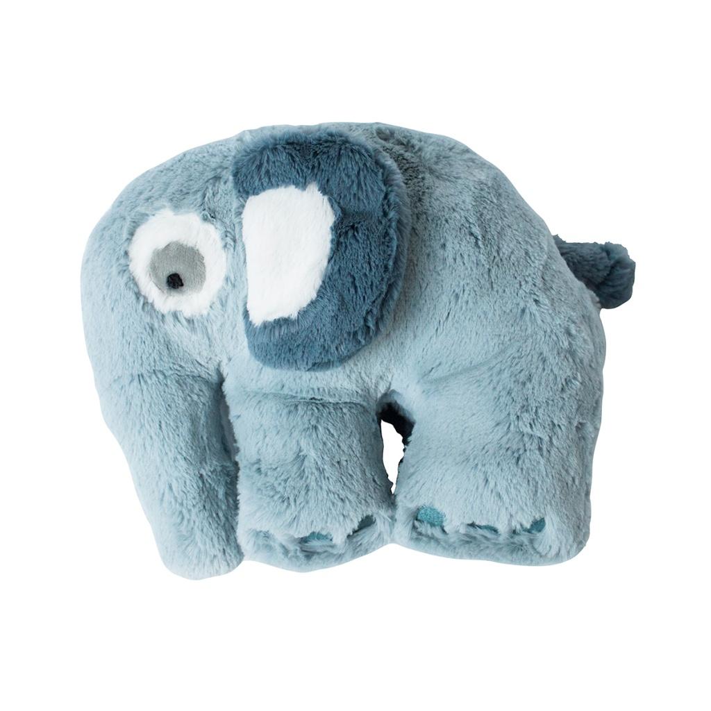 Sebra Mjukisdjur Elefant Cloud Blue