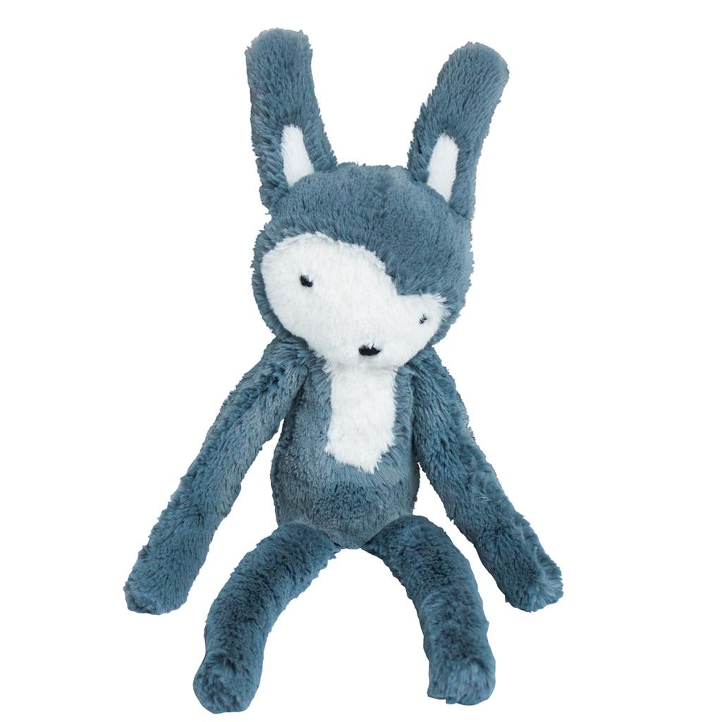 Sebra Mjukisdjur Kanin Cloud Blue