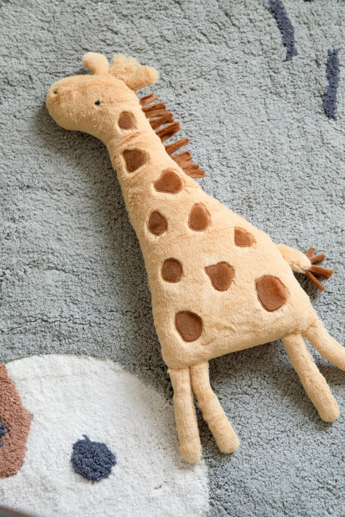 Sebra Mjukisdjur Glenn Giraff