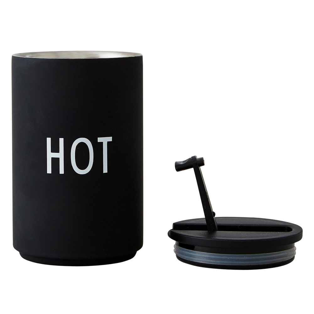 Design Letters Thermo Cup - HOT