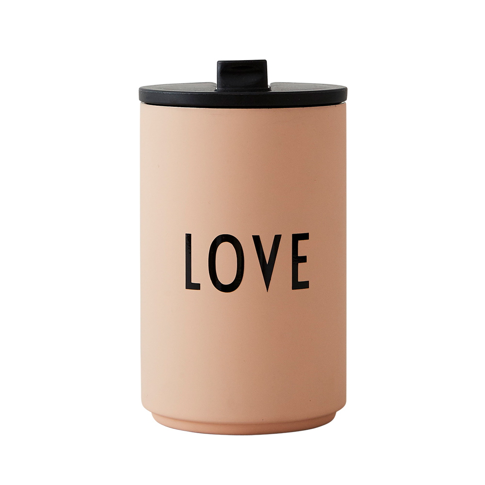 Design Letters Thermo Cup - Love