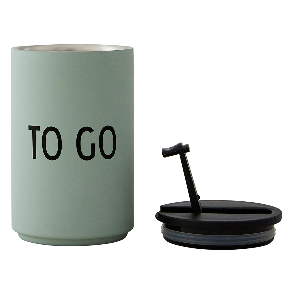 Design Letters Thermo Cup - TOGO