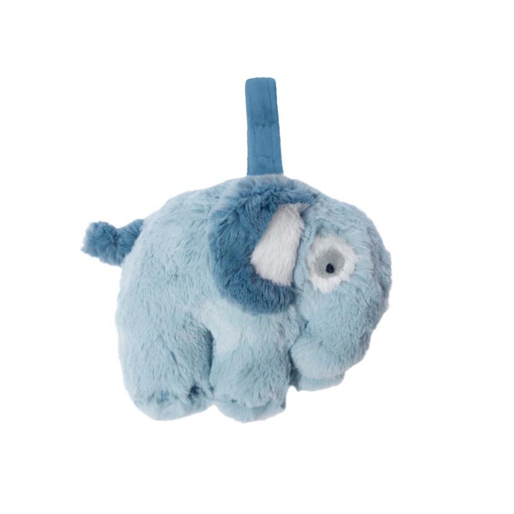 Sebra Musikmobil Mjukisdjur Elefant Cloud Blue