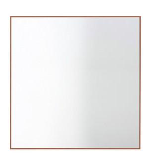 By Lassen View Spegel 70x70 cm Koppar
