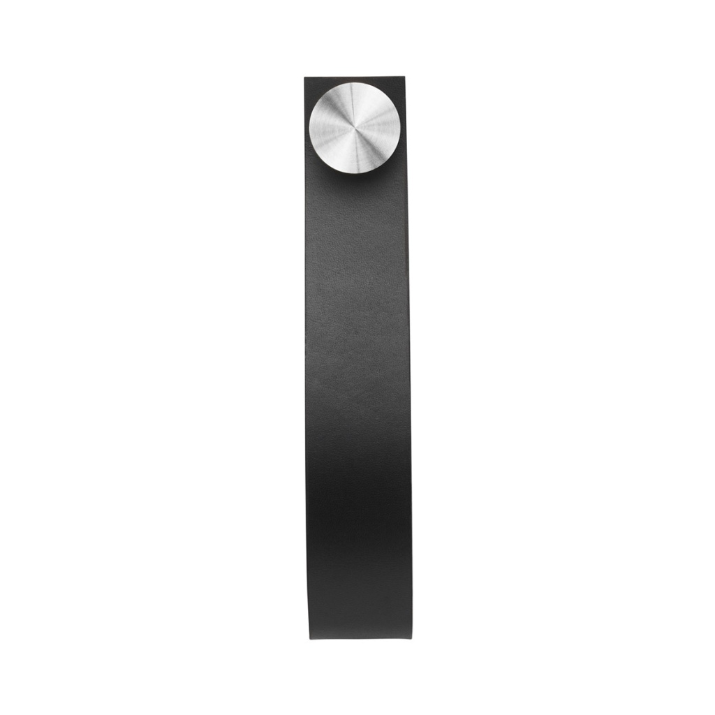 By Lassen Stropp stainless steel/black 2-pack