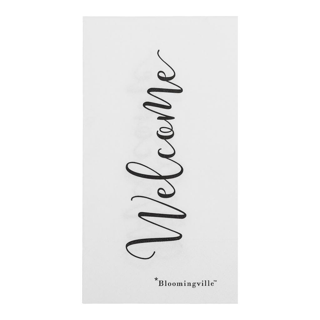 Bloomingville Servett Welcome 40 cm 16-pack