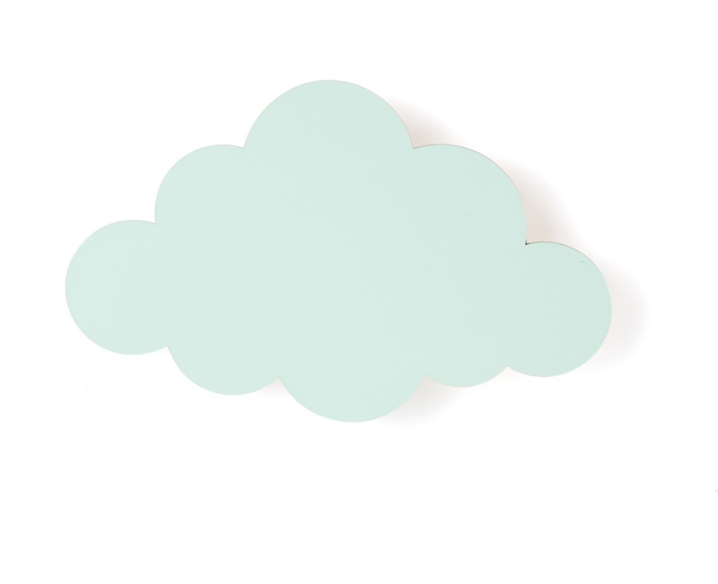 Ferm Living Lampa Cloud Mint