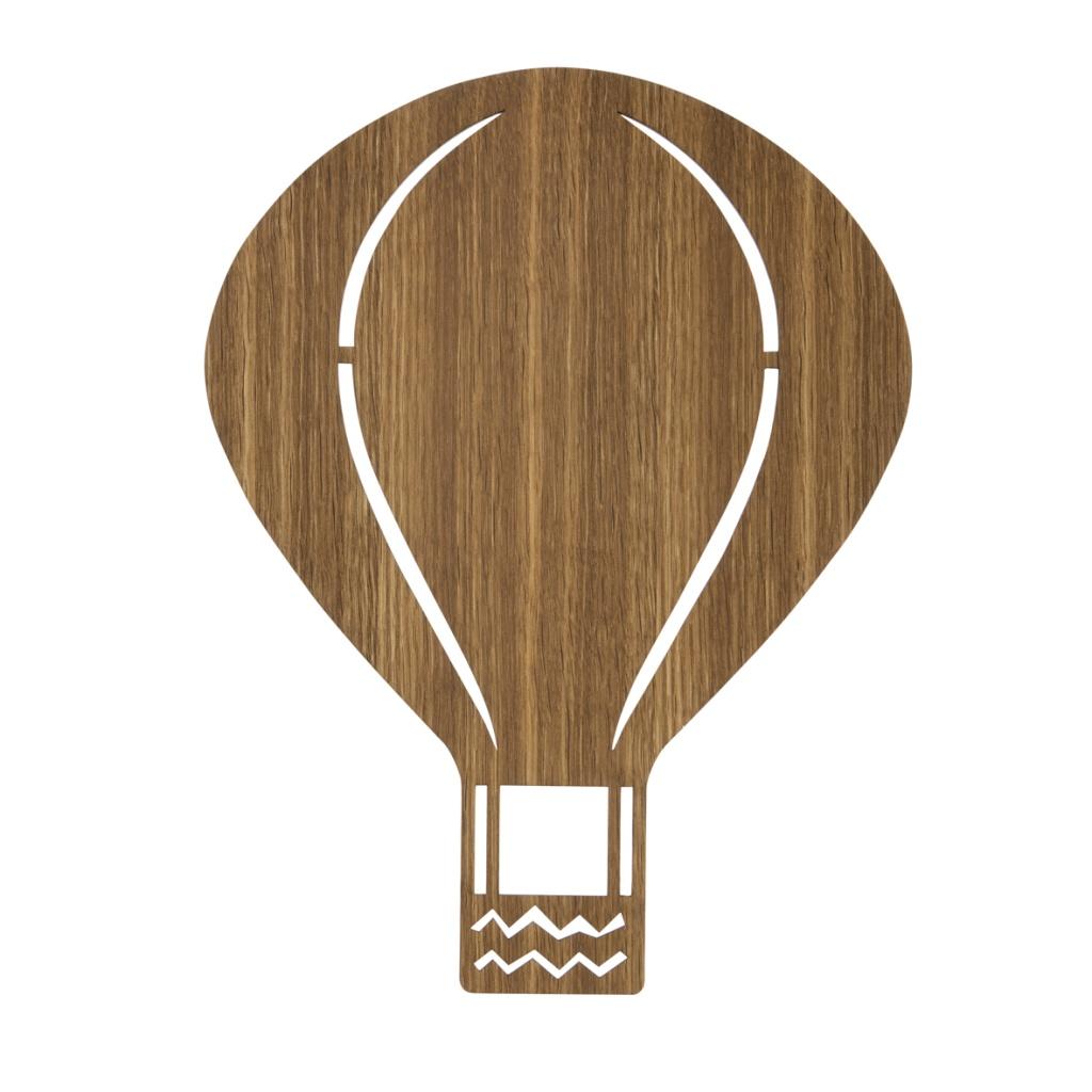 Ferm Living Lamp Air Balloon - Oak