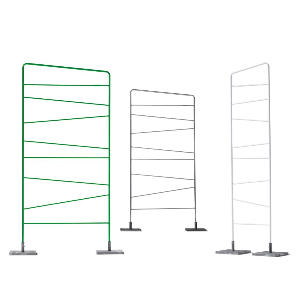 SMD Design Trellis Spalje 150x60 cm
