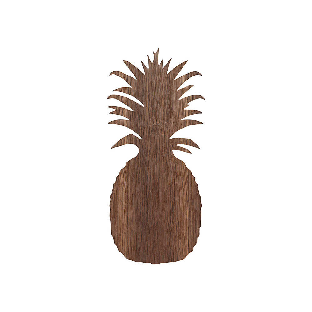 Ferm Living Lamp  Pineapple Smoaked Oak