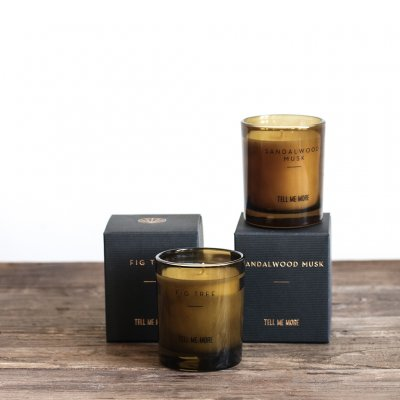Tell Me More Doftljus Noir Sandalwood Musk Small