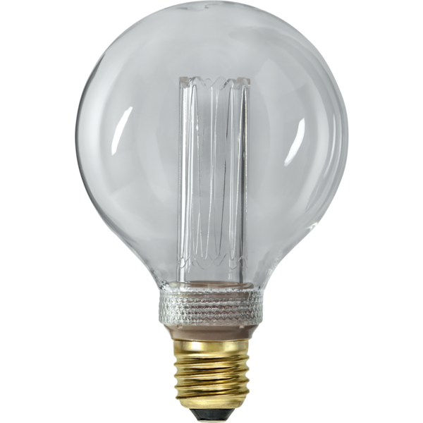 Star Trading LED-lampa E27 G95 Ne