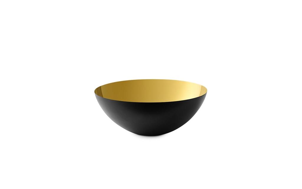 normann Copenhagen Krenit Bowl Guld