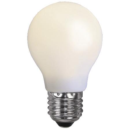 Ljuskälla LED-lampa E27 1 W Opal