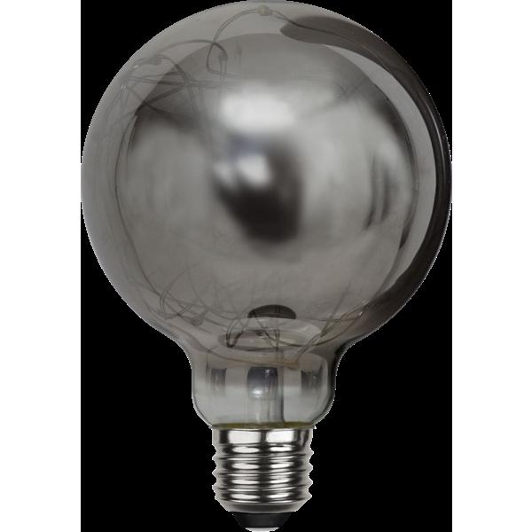 Ljuskälla LED-lampa E27 4 W DecoLed 95 mm