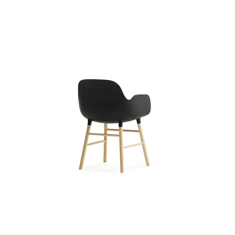 normann Copenhagen Form Armchair Miniature - Black