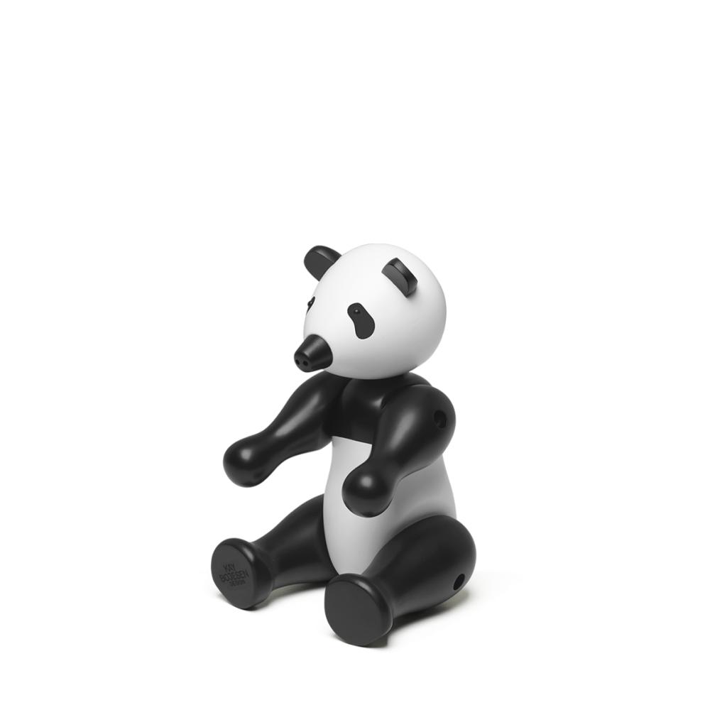 Kay Bojesen Panda Liten Svart/vit