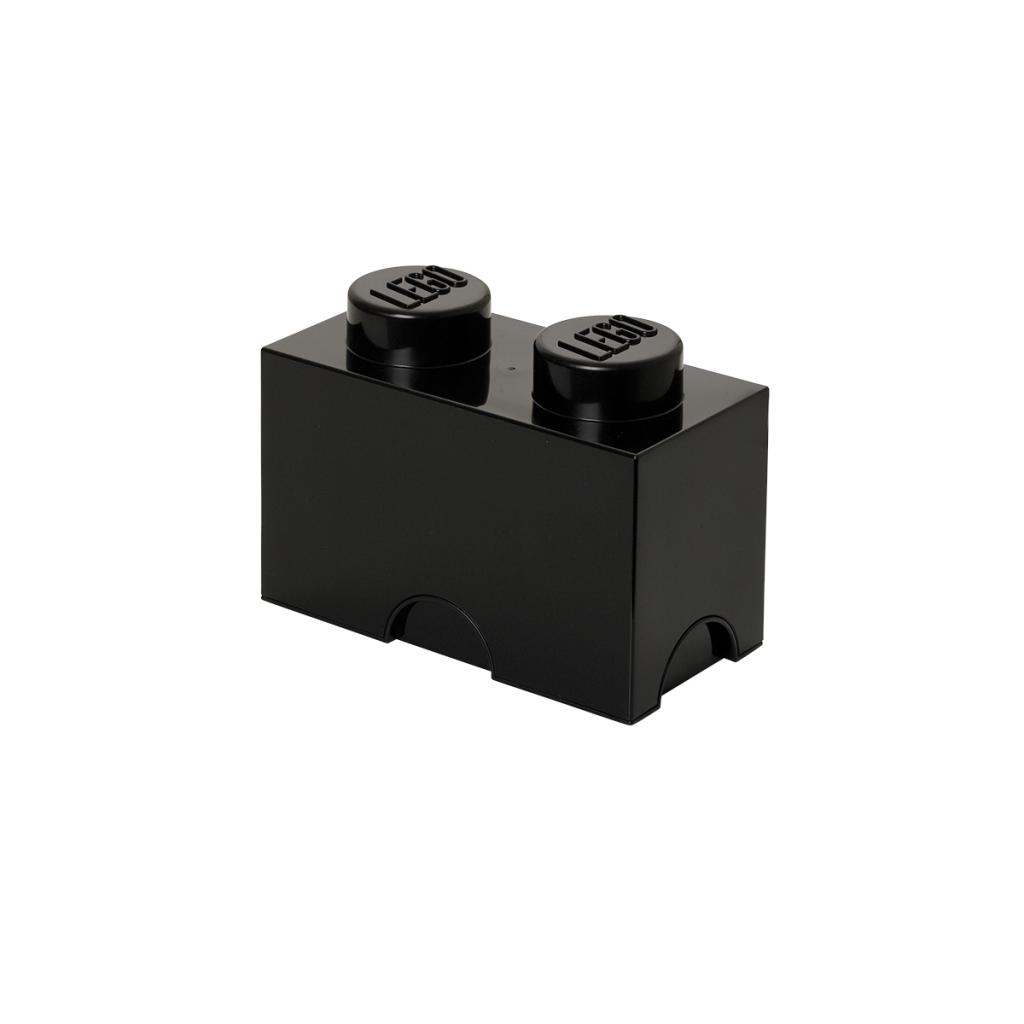 LEGO Förvaring Låda2 Svart