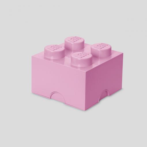 LEGO Förvaring 4 Rosa