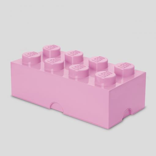 LEGO Förvaring 8 Rosa