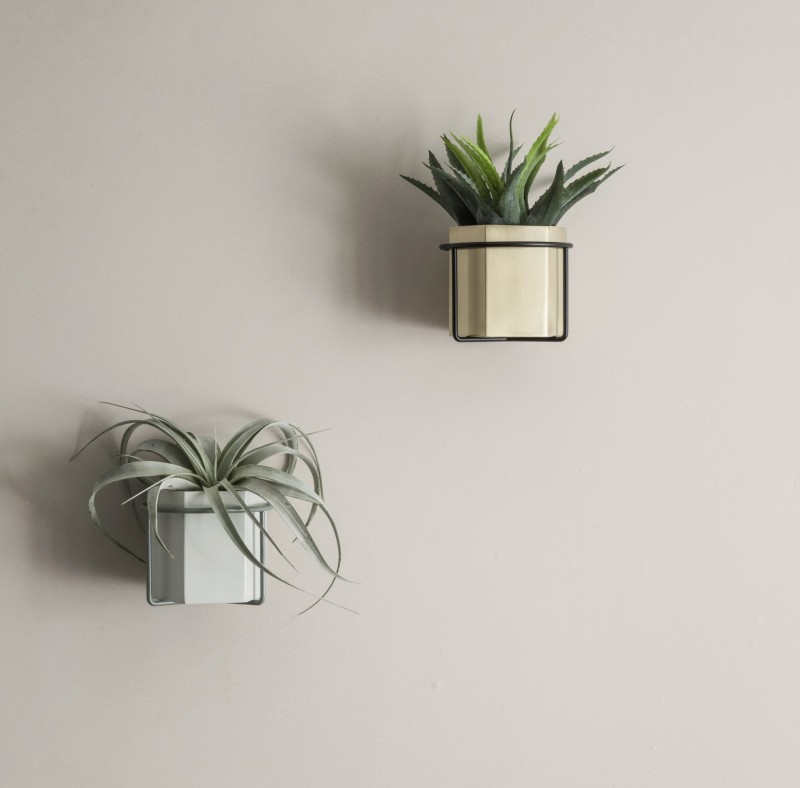 Ferm Living Plant Holder Grey