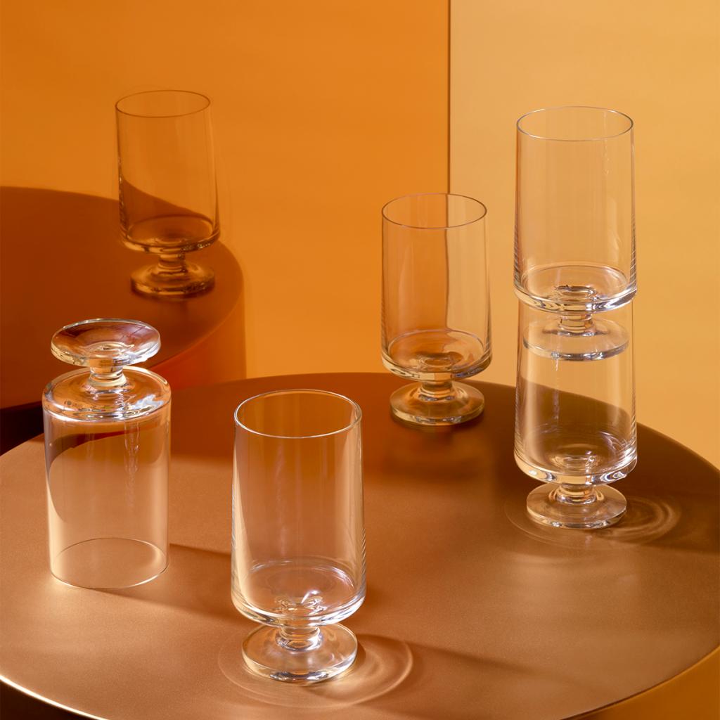 Holmegaard Stub Glas 36 cl 2-pack