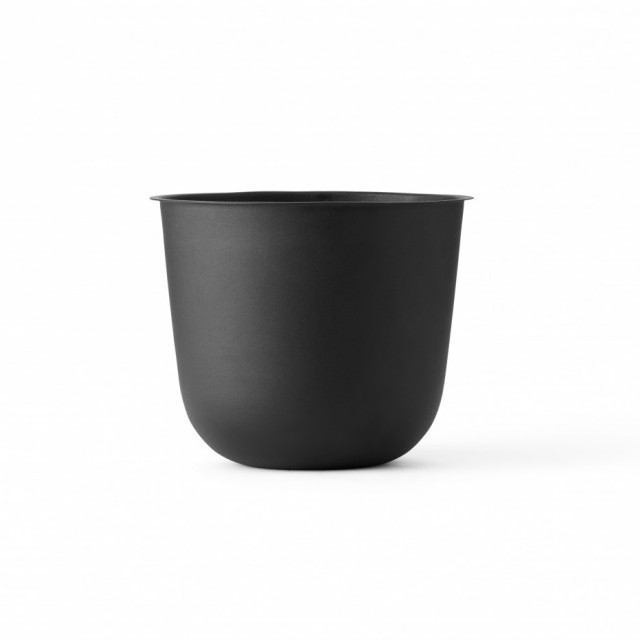 Menu Wire Pot Black