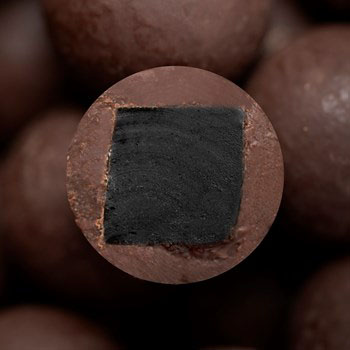 Lakrids Dark & Sea Salt Small 125g