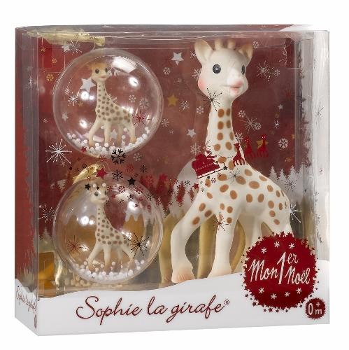 Sophie la girafe Presentbox Jul