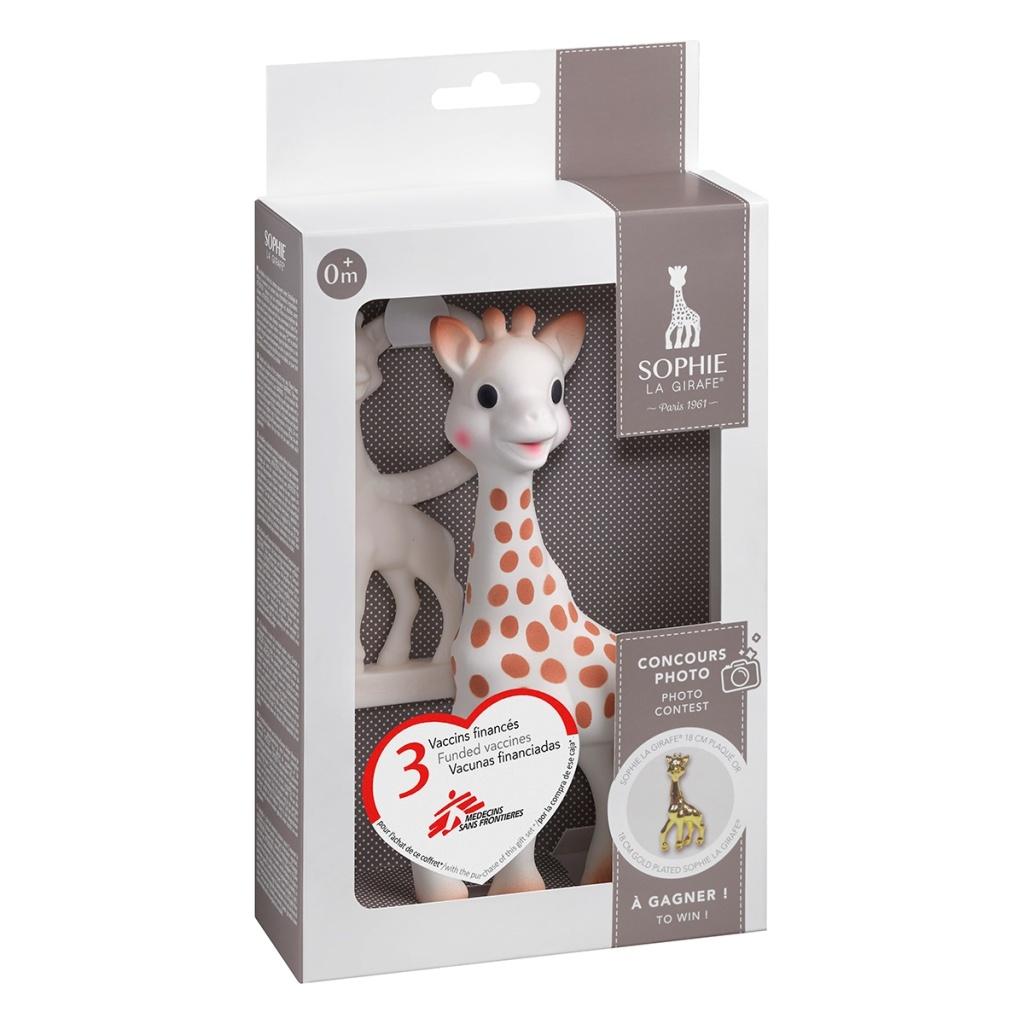 Sophie la girafe Presentförpackning Bitleksak