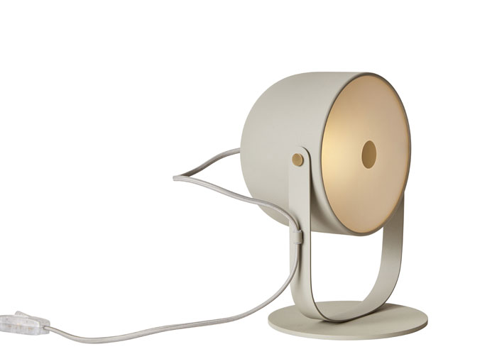Care of Bankeryd Svejk Bordslampa 18 Beige/mässing