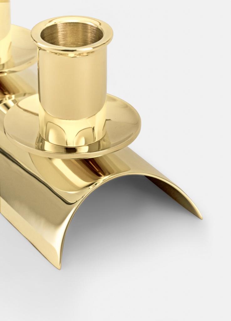 Skultuna Adventsljusstake Brass
