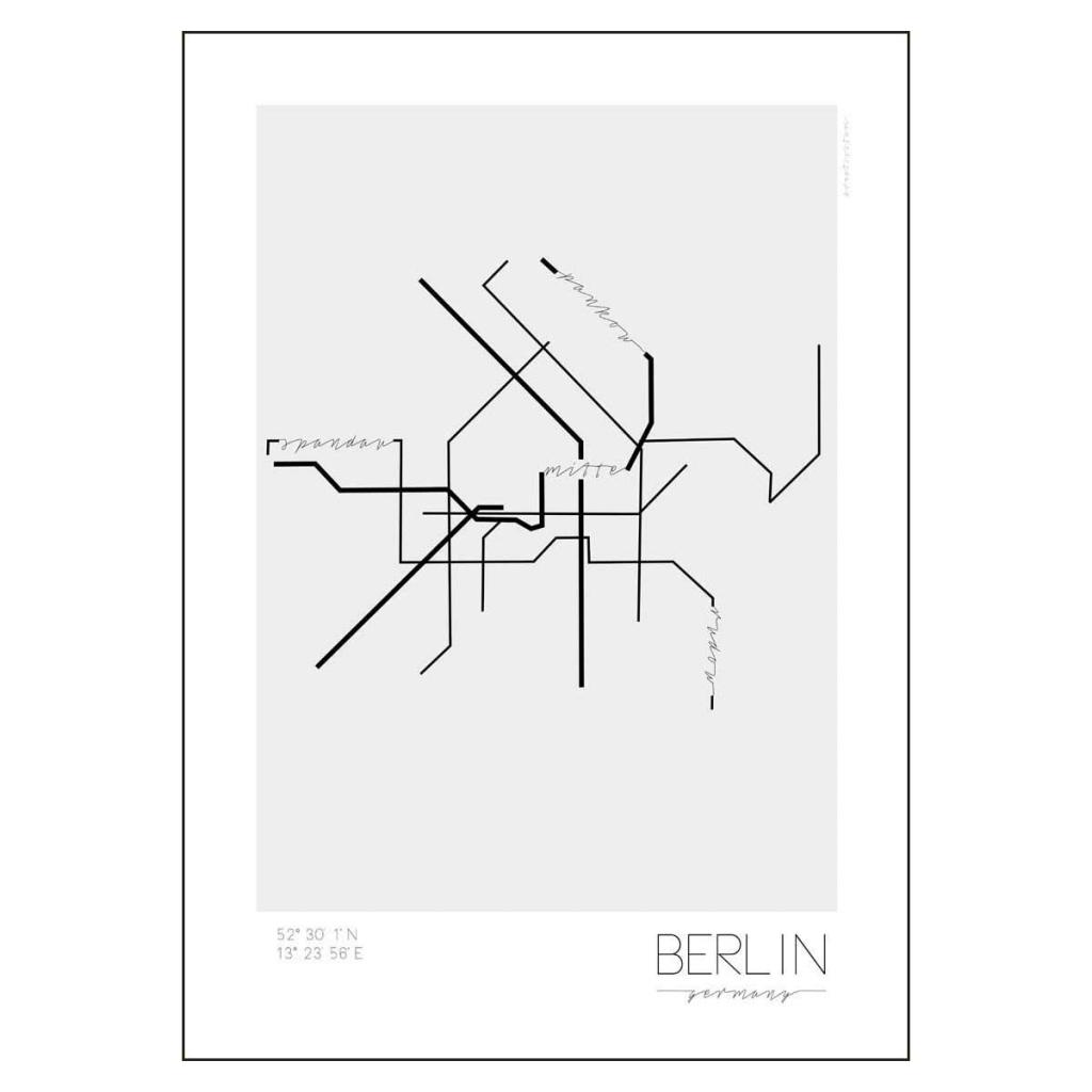 Kreativitum Poster Berlin