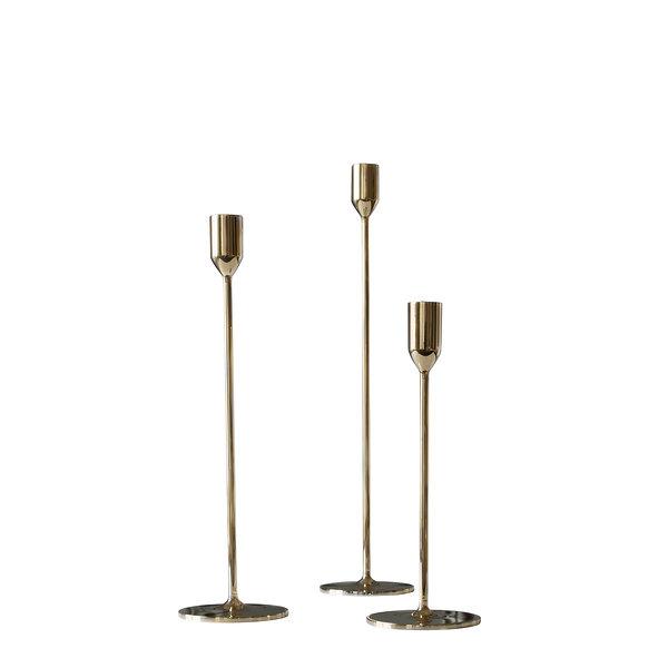 Skultuna Candlestick Hutten Brass