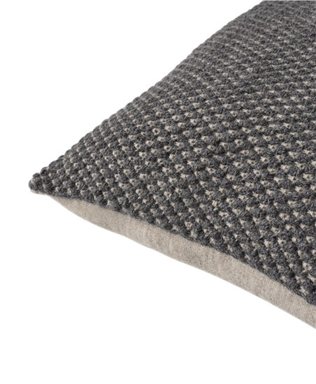 Muuto Twin Cushion 40x60 Dark Grey
