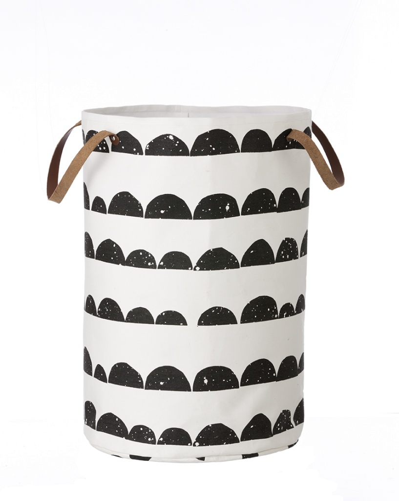 Ferm Living Basket Half Moon Laundry