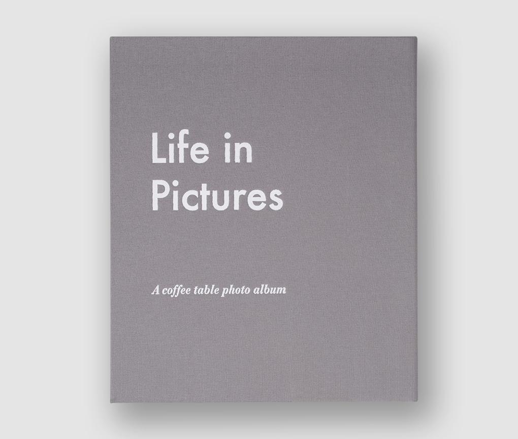 Printworks Photo Album Life In Picture