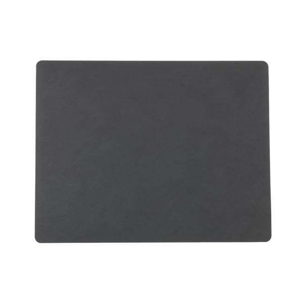 Lind DNA Bordstablett Square 35x45 cm Nupo Antracite