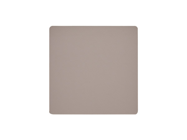 Lind DNA Glasunderlägg Square 10x10cm Softbuck Cool Grey