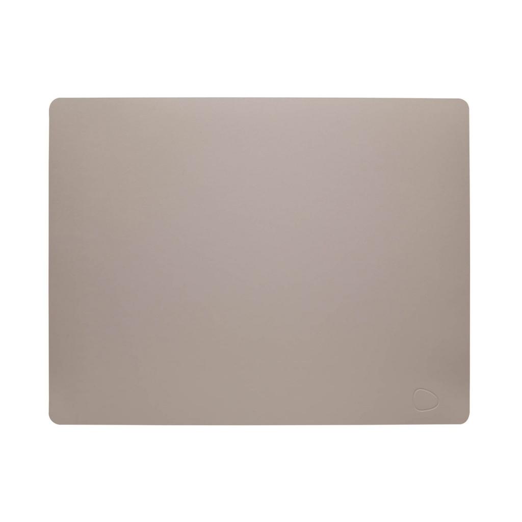 Lind DNA Bordstablett Square 35x45 cm Softbuck Cool Grey