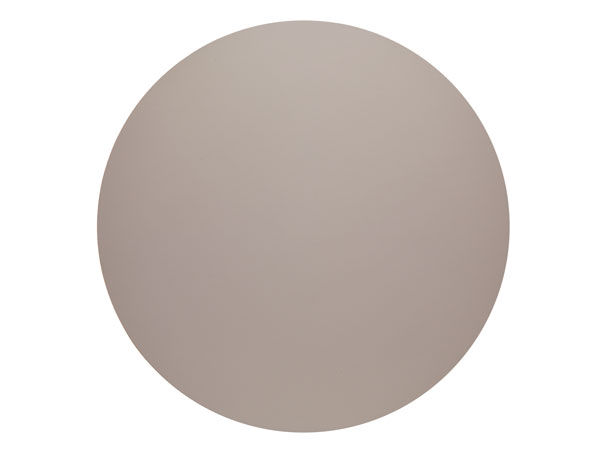 Lind DNA Bordstablett Circle 40cm Softbuck Cool Grey