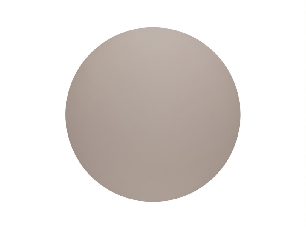 Lind DNA Bordstablett Circle 30cm Softbuck Cool Grey