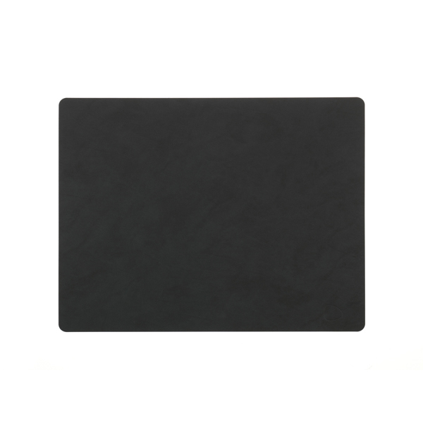 Lind DNA Bordstablett Square 35x45 cm Nupo Black
