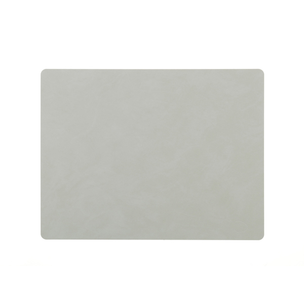 Lind DNA Bordstablett Square 35x45 cm Nupo Light Grey