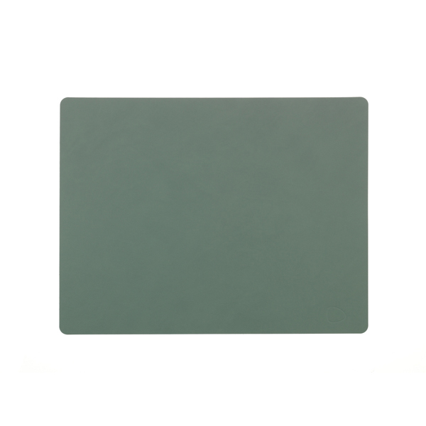 Lind DNA Bordstablett Square 35x45 cm Nupo Pastel Green