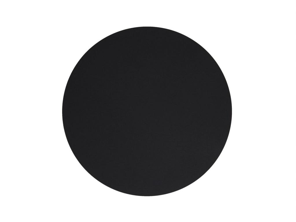 Lind DNA Bordstablett Circle 30cm Softbuck Black